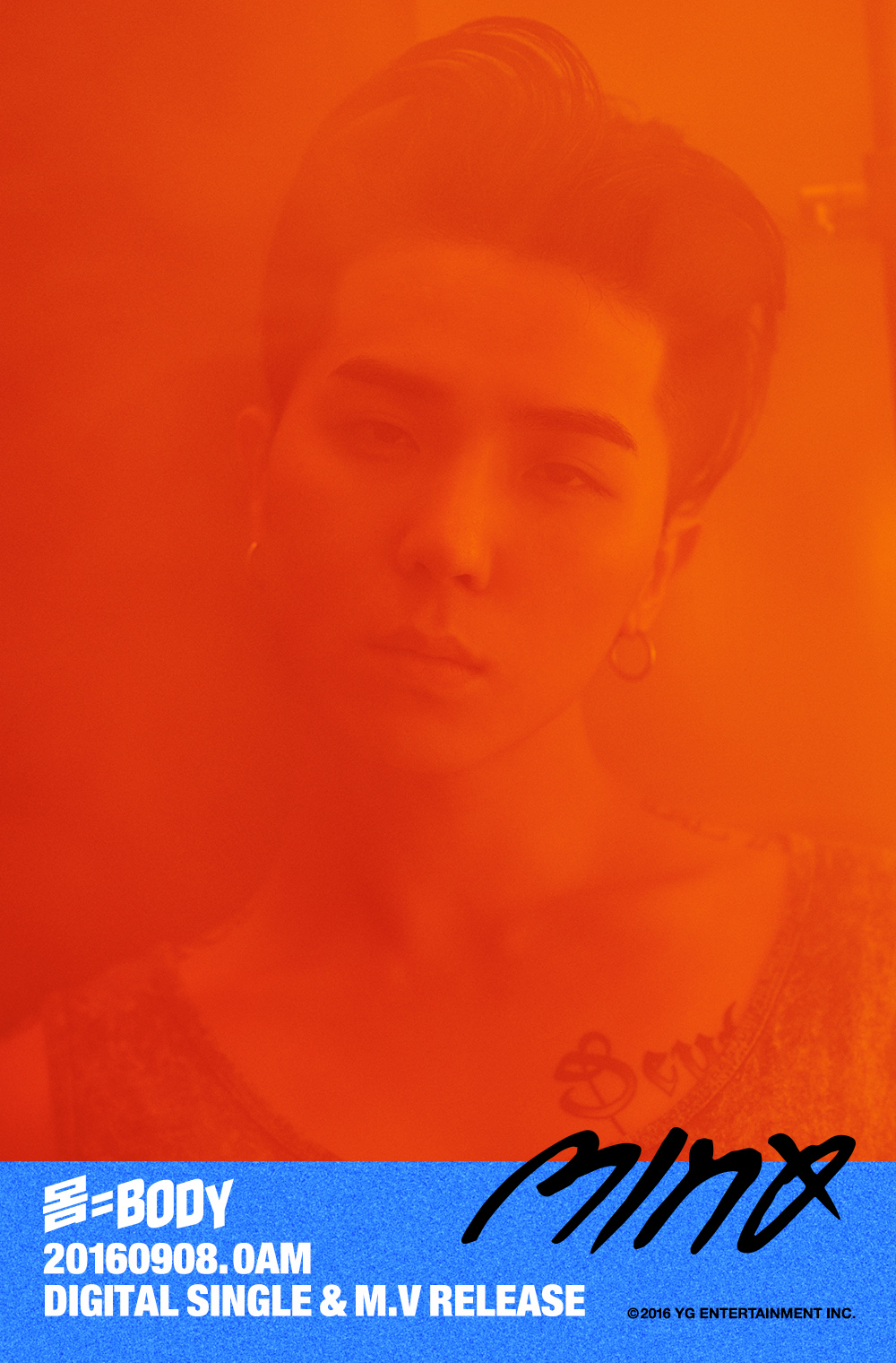 Mino (WINNER) - Photo teaser pour Body (4)