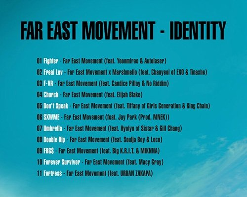 far-east-movement-tracklist