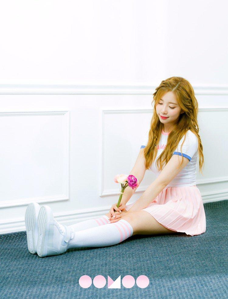 yoon chaekyung - april