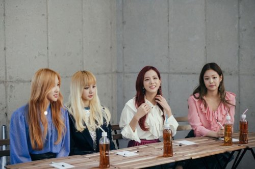blackpink - press