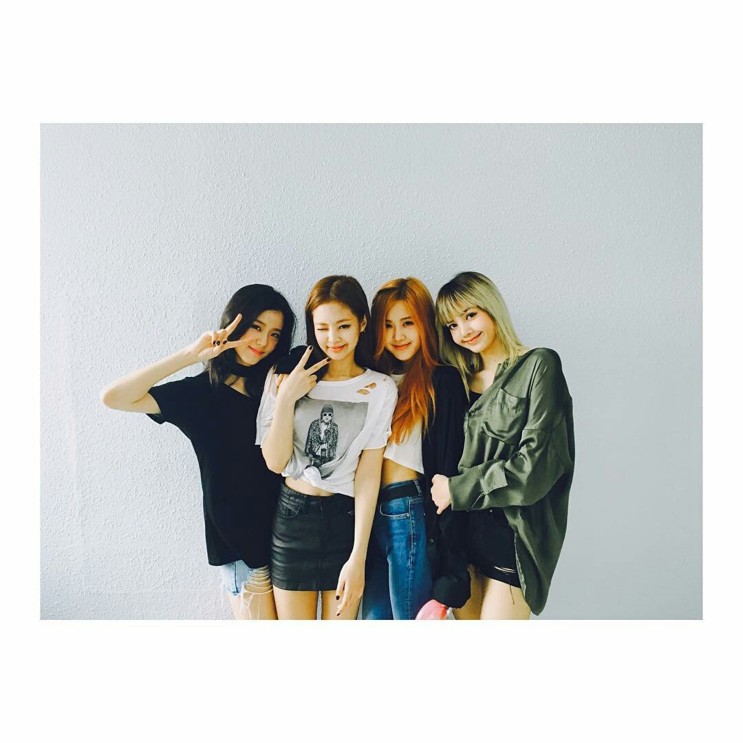 blackpink - polaroid